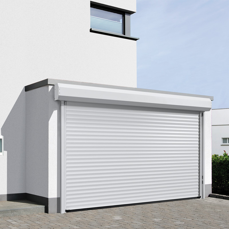 Bourton Steel Garage Door from Arborfield Joinery, Wokingham, Berkshire