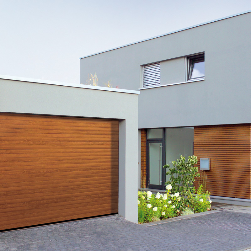 Burford Steel Garage Door from Arborfield Joinery, Wokingham, Berkshire