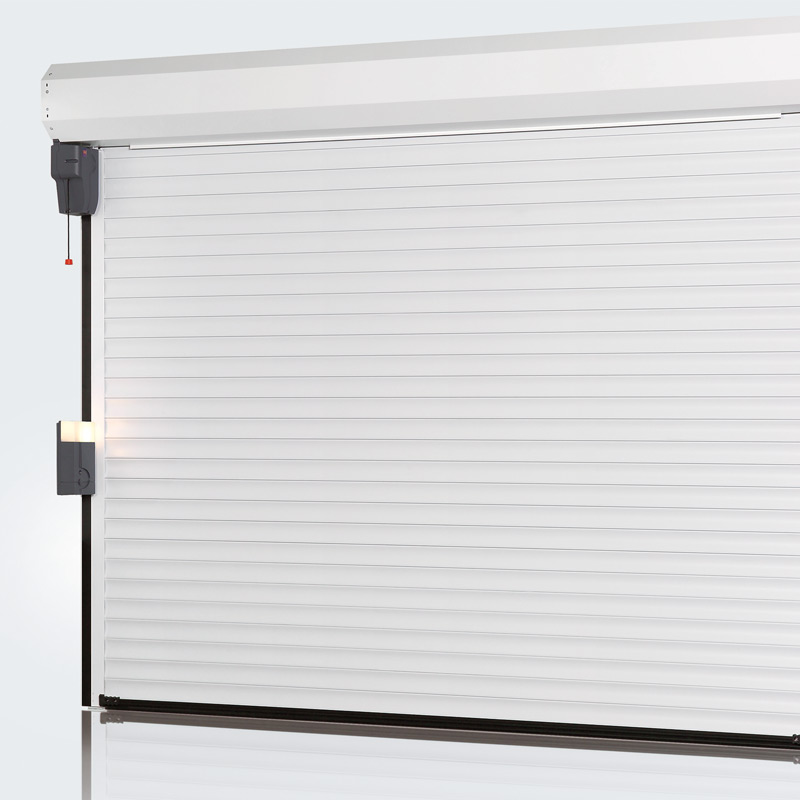 Chevron Steel Garage Door from Arborfield Joinery, Wokingham, Berkshire